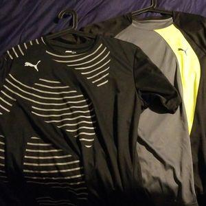 2 PUMA XL shirts Bundle!